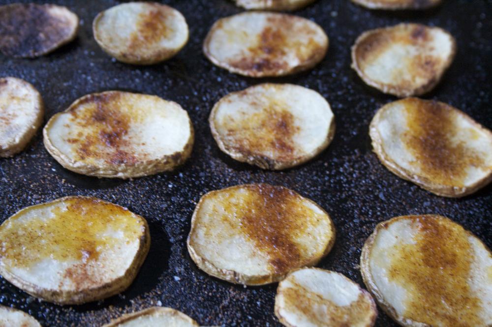 ... potatoes crisp oven browned potatoes recipes dishmaps crisp oven