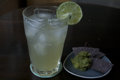 Post image for Copywriters' Kitchen Cocktail Hour: West Indies Lime Mint Rum Punch