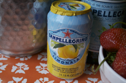The one-and-only San Pellegrino Limonata