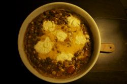 casserole-baked