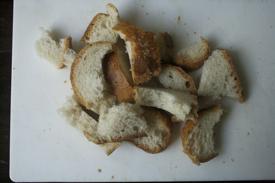 chopped-bread