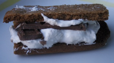 From-Scratch S'mores with Homemade Marshmallows and Hand-Rolled Graham Crackers