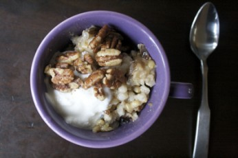 Harvest Whole Grain Hot Cereal Recipe