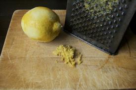 lemon-zest