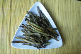 Easy Oven Roasted Green Beans Recipe