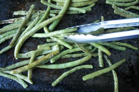 turn-green-beans
