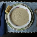 Quick Creamy Cauliflower Soup Recipe