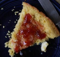cornbread-plated