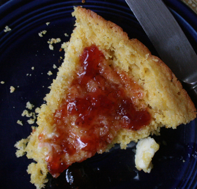 Post image for From-Scratch Quick Cornbread Recipe