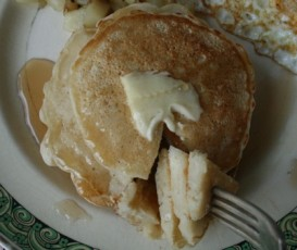 Fat Tuesday Pancake Recipe