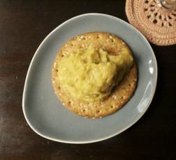 Roasted Pepper Hummus Recipe