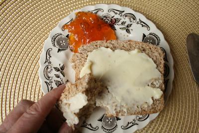 Not-Artisanal Honey Oat Bread Machine Bread Recipe