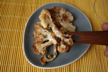 Chili Roasted Cauliflower Recipe