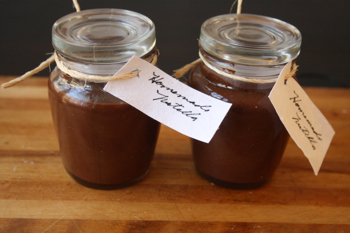 Post image for Chocolate Hazelnut Spread—aka Homemade Nutella Recipe