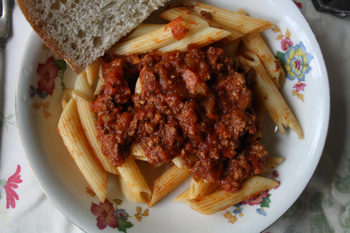 Molto Meat Red Pasta Sauce Recipe