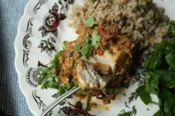Tabassum's Chicken Karahi Recipe