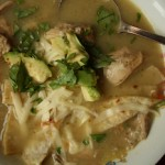 Tortilla Soup Recipe