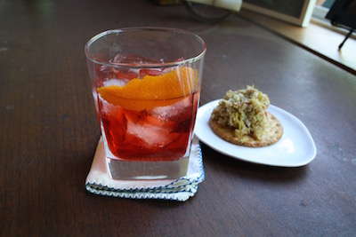 Classic Negroni Cocktail Recipe